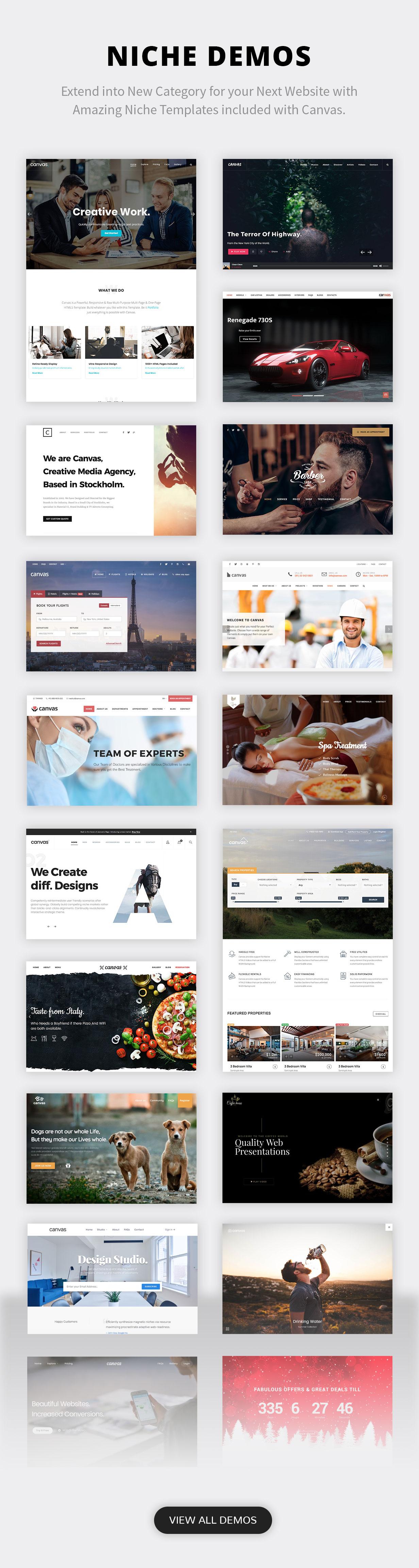 Canvas | The Multi-Purpose HTML5 Template by SemiColonWeb | ThemeForest