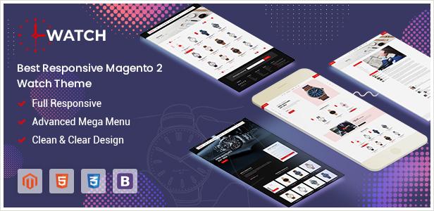 Fresh - Multipurpose Responsive Magento 2 Theme - 3