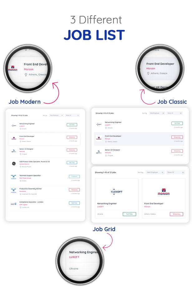 Jobhunt - Job Board WordPress theme for WP Job Manager - 11