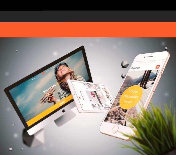 multipurpose responsive theme