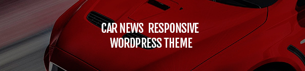 Car News - HTML for Car  Website - 1