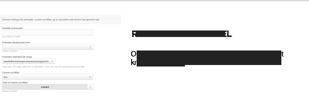 Robust Admin Panel
