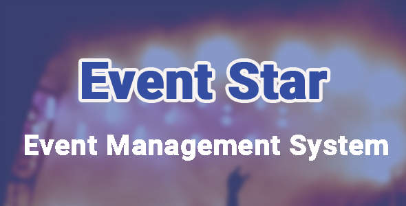 Event And Human Resource Management System - 1