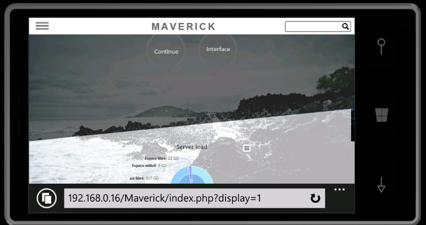 Maverick - Cloud storage website - 7