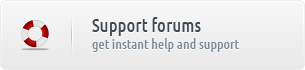 Support forums