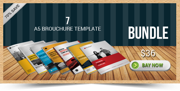 Minion Brochure Templates - 5