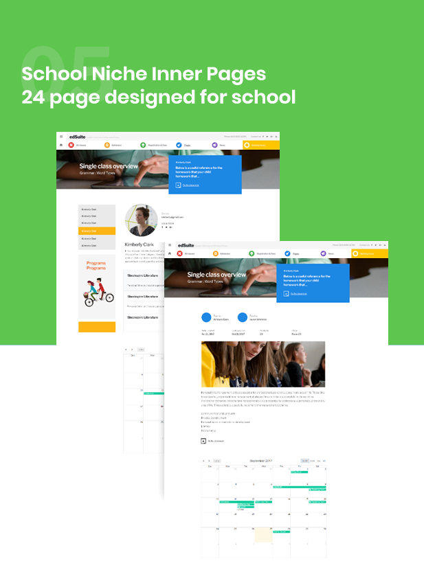 Superwise modern education and google classroom theme by aislin sales letter 07 spiritdancerdesigns Image collections