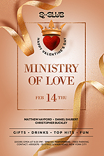 Love Day Flyer