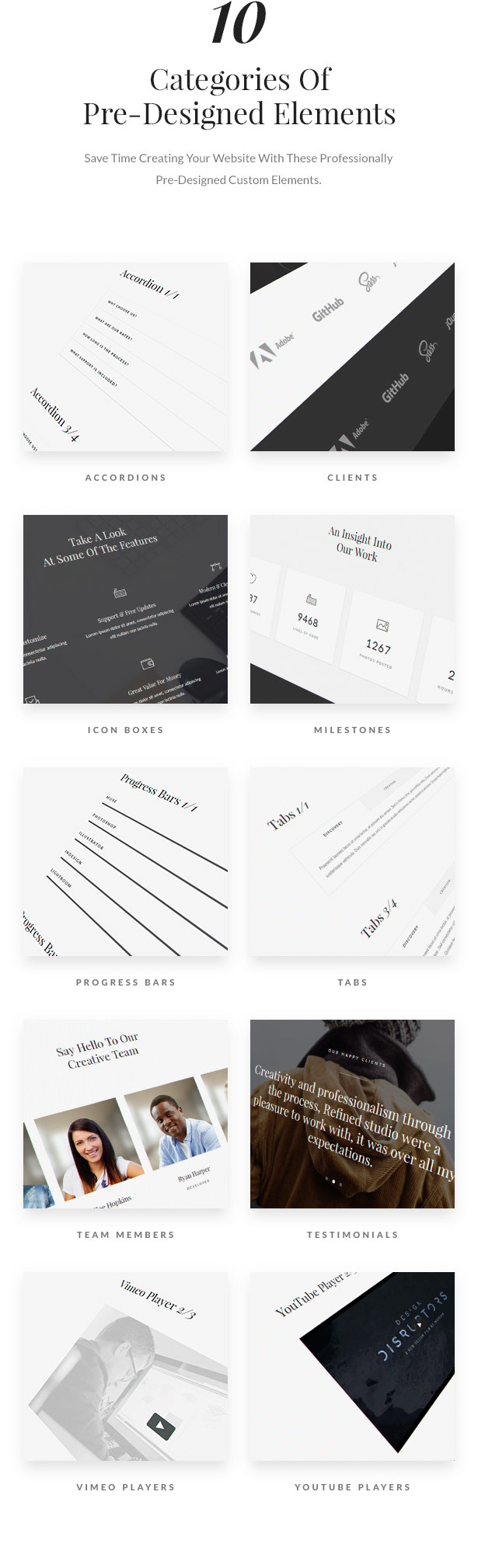 Refined - Responsive Multi-Purpose Muse Template - 12