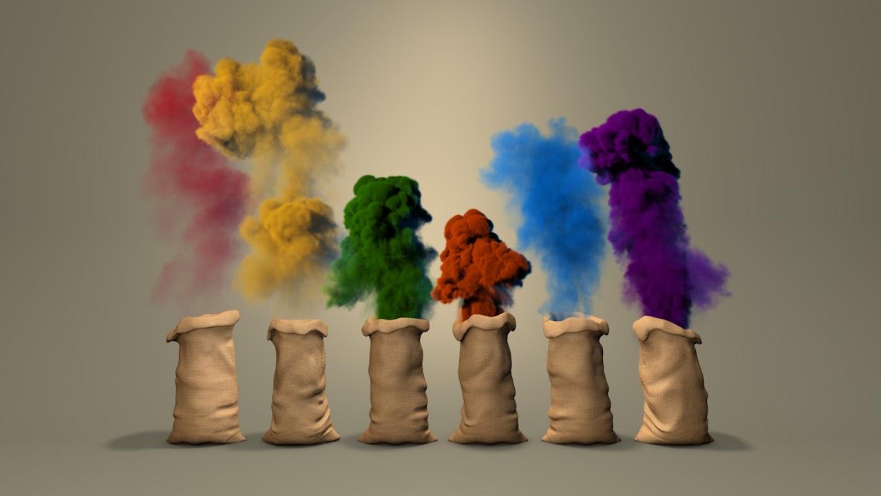 Color Dust Logo - 1