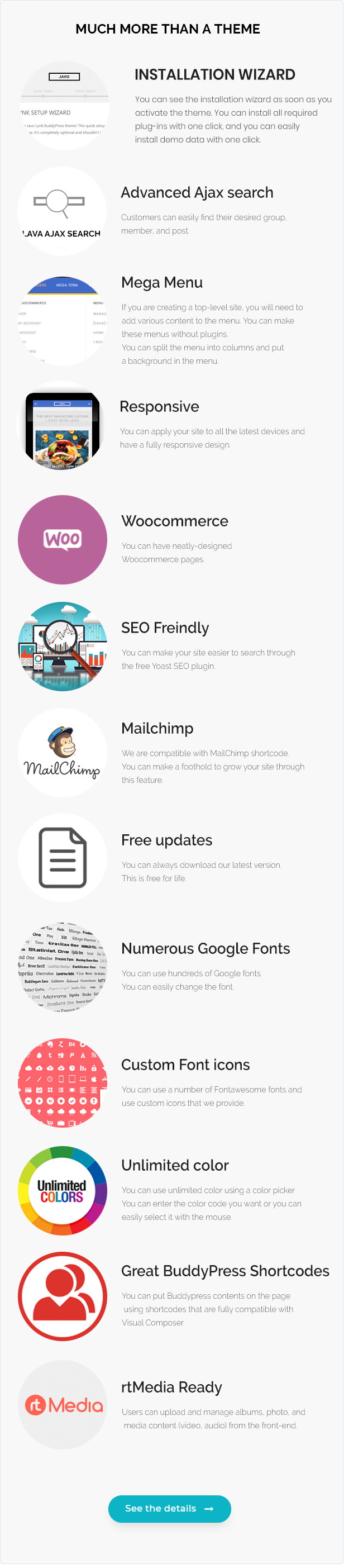 Javo Spot - Multi Purpose Directory WordPress Theme - 5