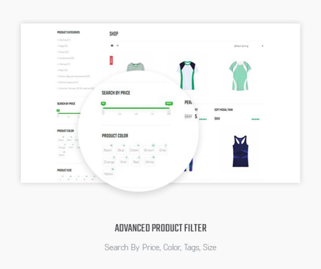 Littlemonsters Filters Sport Shop Woocommerce WordPress Themes