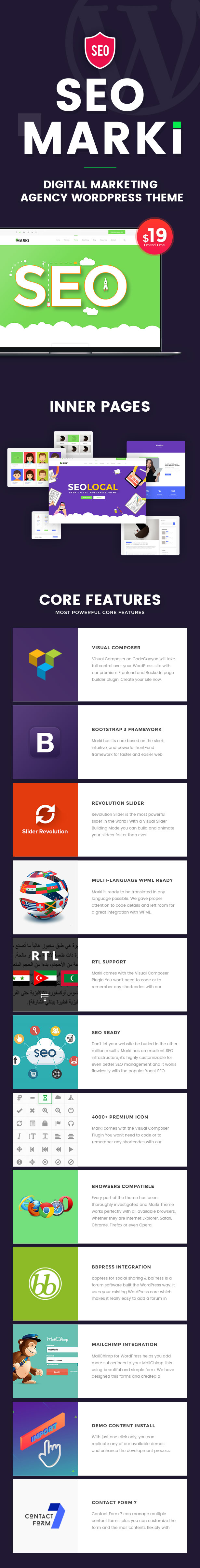 Best Digital Marketing Agency WordPress Theme