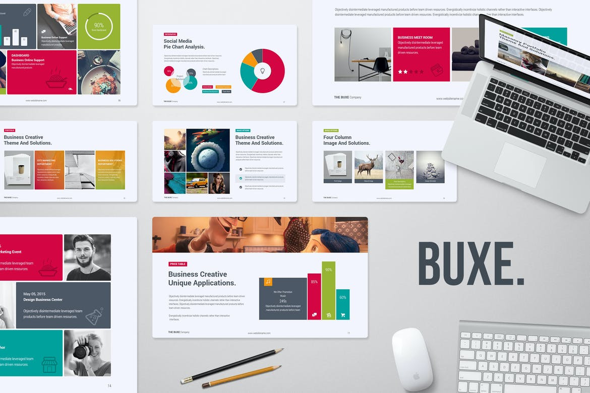 Buxe Powerpoint