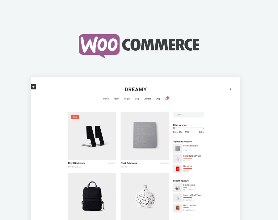 Dreamy - Biggest Portfolio WordPress Theme