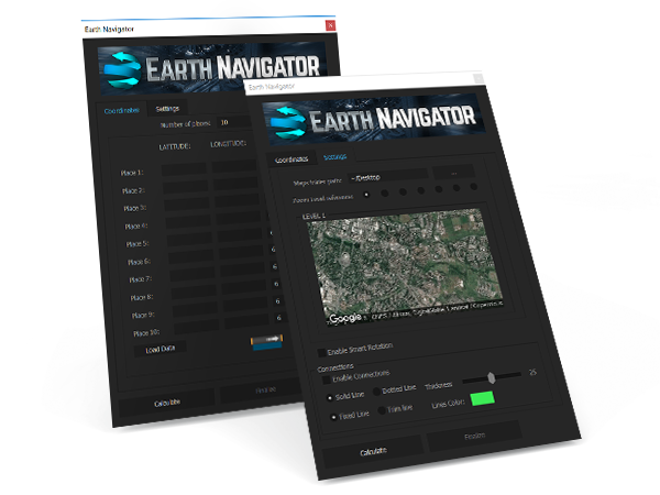 Earth Navigator - 2