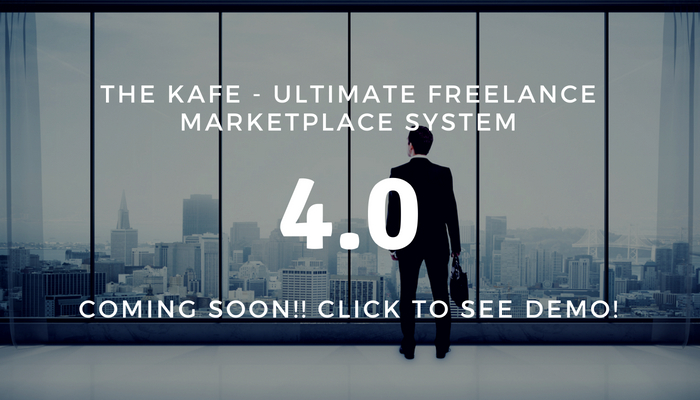 The Kafe - Ultimate Freelance Marketplace - 2
