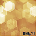 Gold Waves Abstract Backgrounds - 71