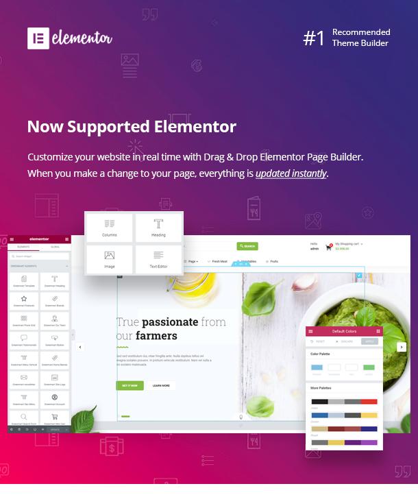 GreenMart – Organic & Food WooCommerce WordPress Theme - 5