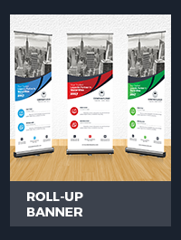 Roll Up Banner - 3
