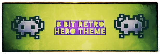 Damnwell - 8 Bit Retro Hero Theme