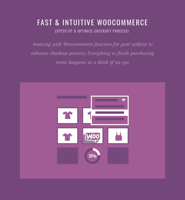 Pecil Fast & Intuitive Woocommerce