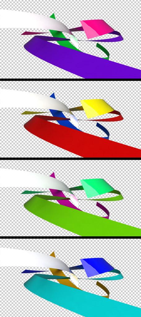Large Preveiw Transition 1 Color Variations