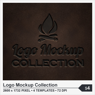 Logo Mockup Collection 1 - 31