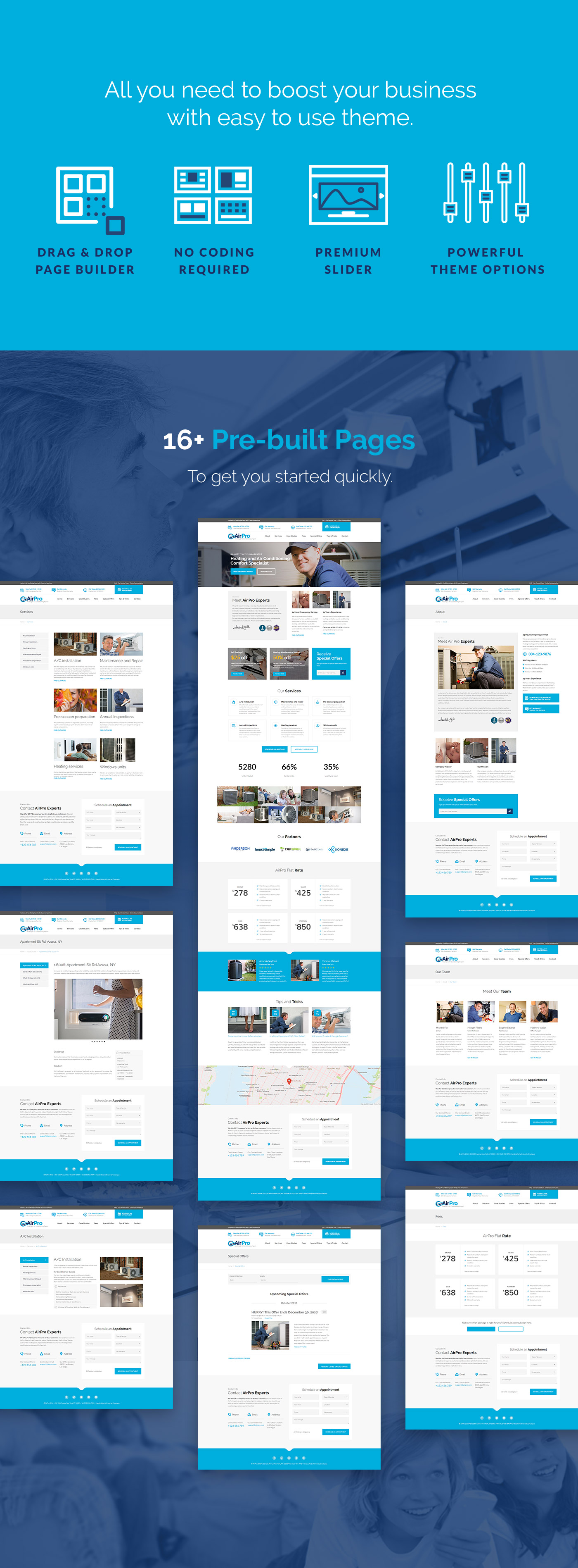 AirPro-Theme-Prebuilt-Pages-2