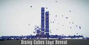 Ribbons Logo Reveal - 13