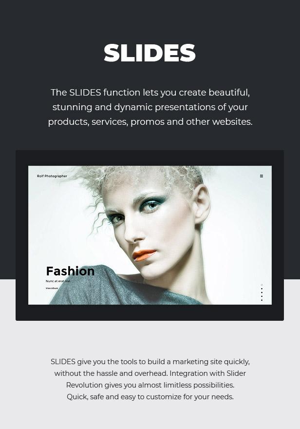 LEVELUP - Responsive Creative Multipurpose WordPress Theme - 9
