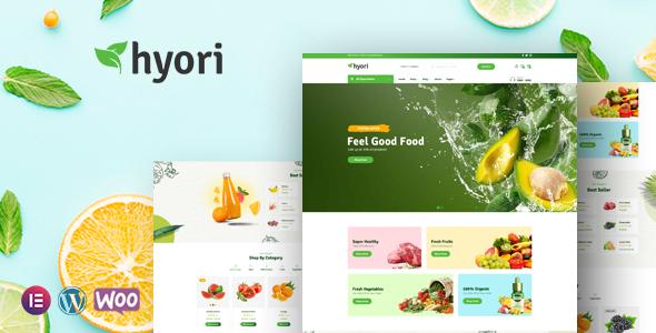 Gts Hyori - Grocery, Supermarket Shopify Theme