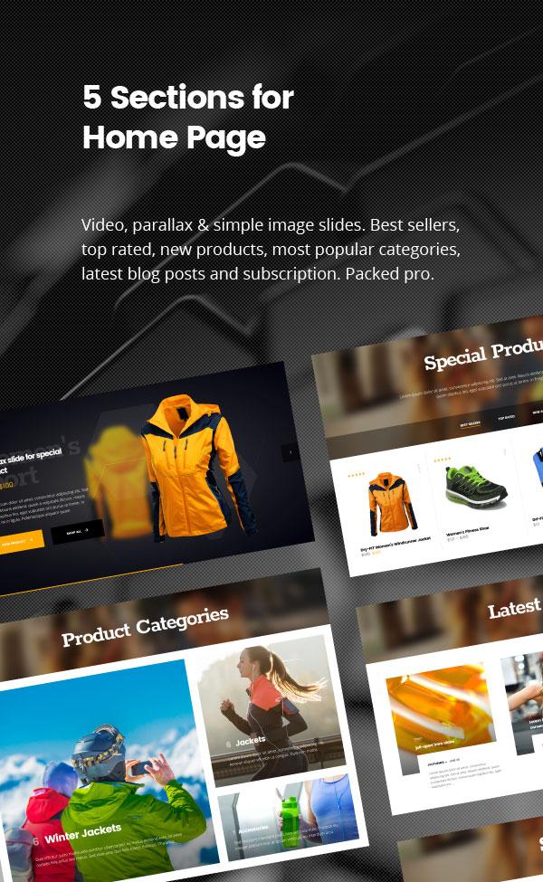 joli-sport - Home Page