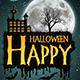 Golden Halloween Flyer - 1