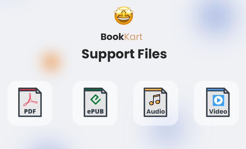 Bookkart: Flutter Ebook Reader App For WordPress with WooCommerce - 8
