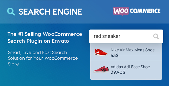 Woo Search Box - CodeCanyon Item for Sale