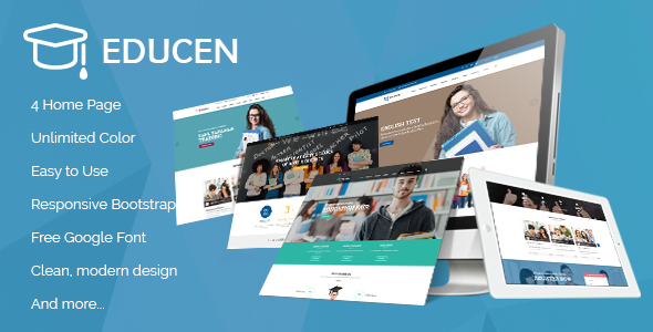 Universe – Education WordPress Theme by HasTech | ThemeForest