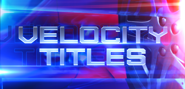 Velocity Titles