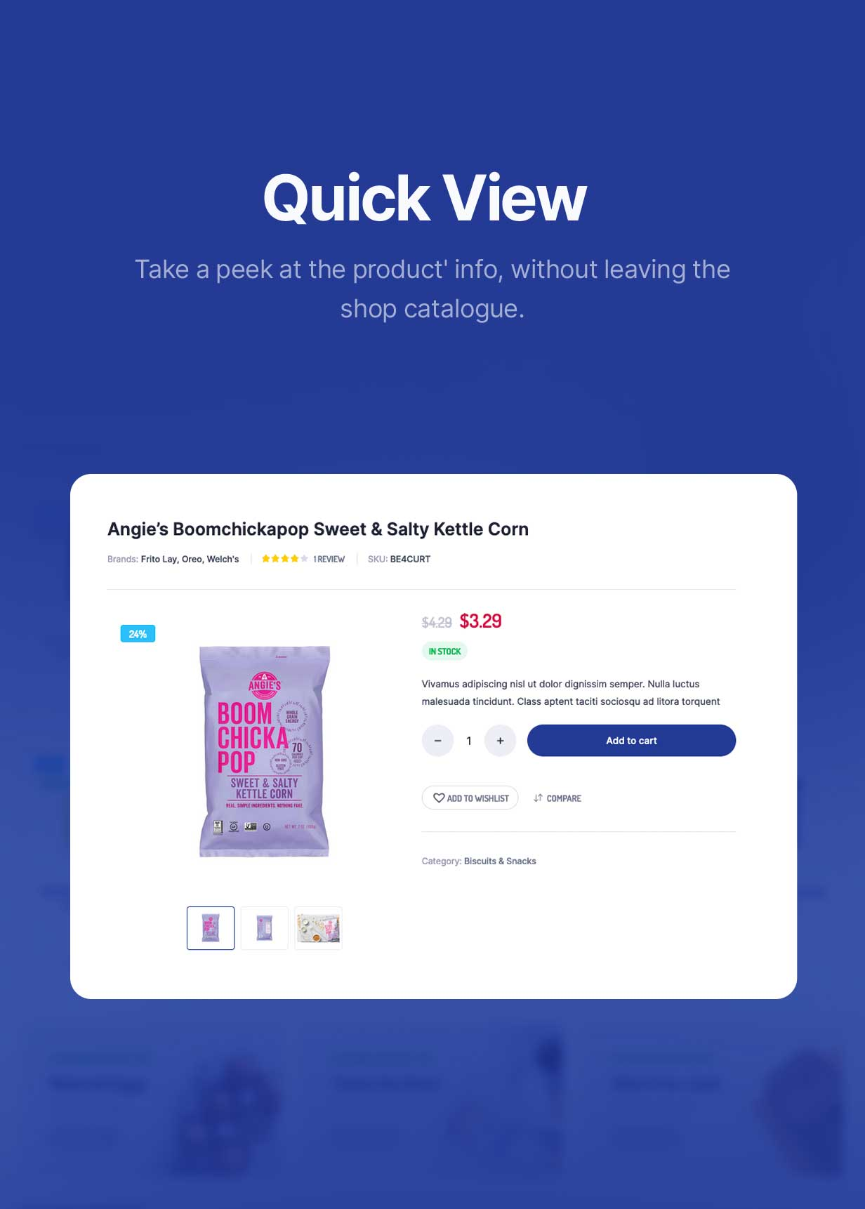 Bacola - Grocery Store and Food eCommerce Theme - 19
