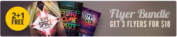 Party Flyer Bundle Vol13