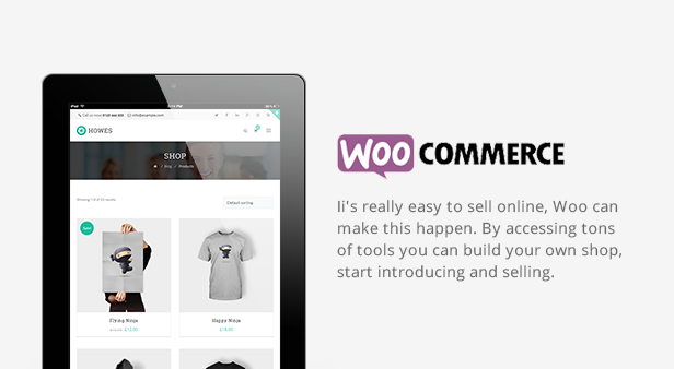 Howes - Responsive Multi-Purpose WordPress Theme