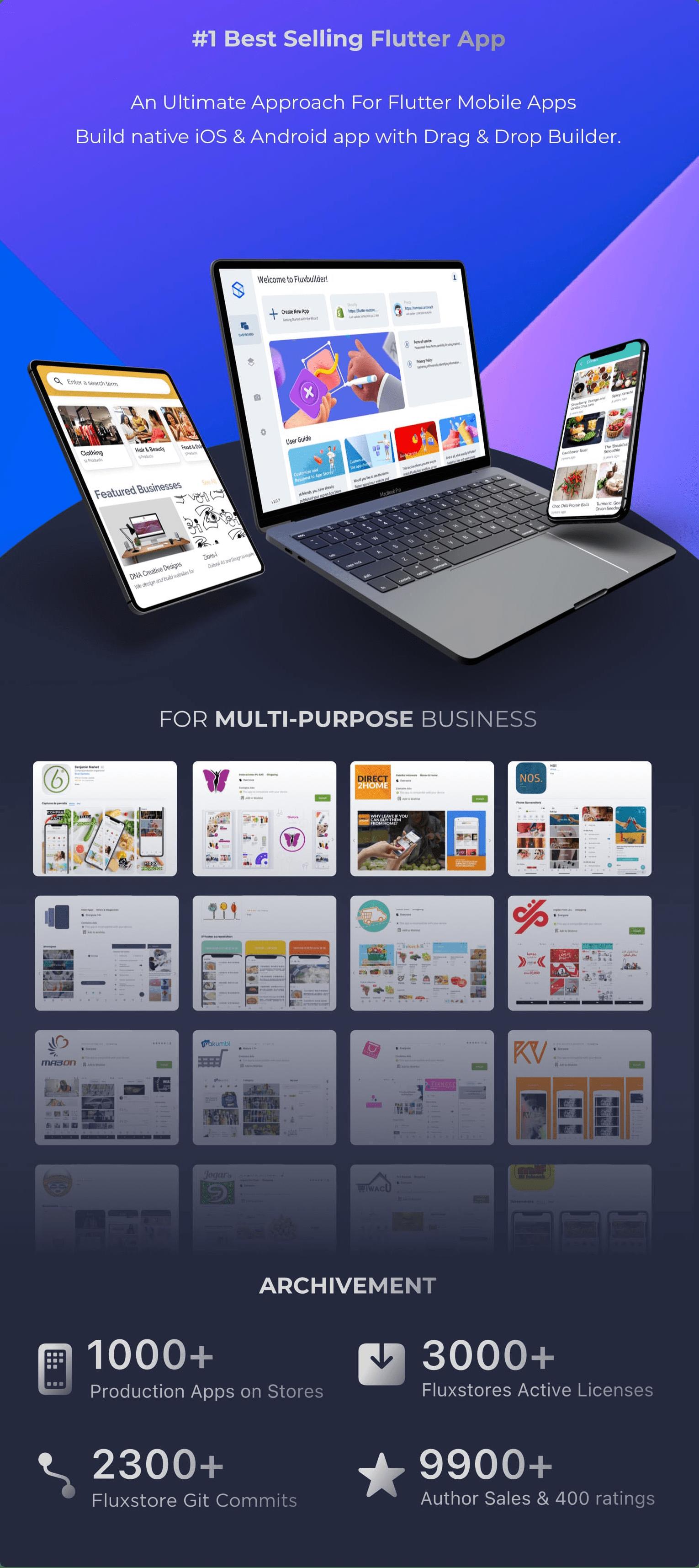App Builder: FluxStore WooCommerce - Flutter E-commerce Full App - 5
