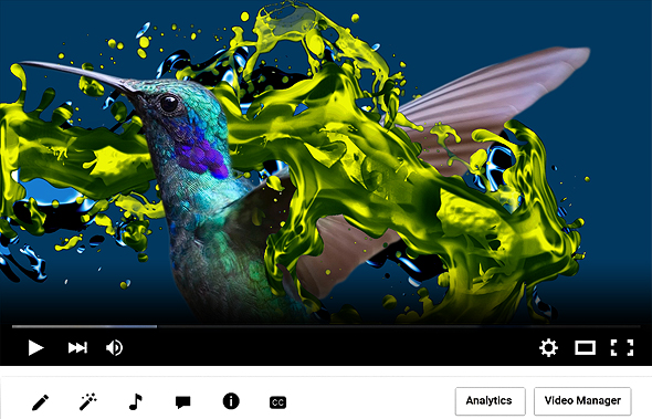 Liquid Flow Image Effect - 1