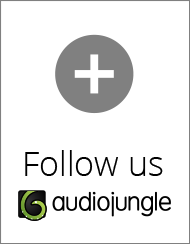 Follow Us on AudioJungle