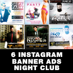 Instagram Banner Events - 24