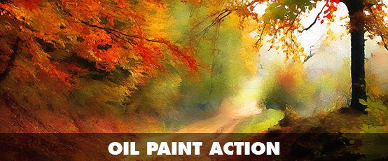 Watercolor Photoshop Action - 54