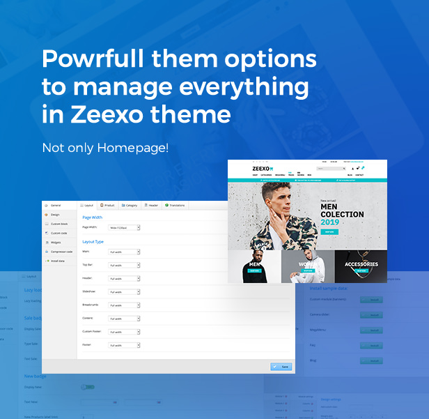 Zeexo - Premium OpenCart Theme - 2