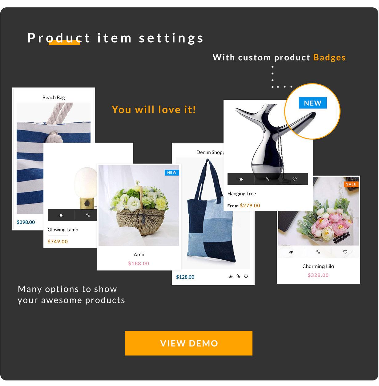 Virgo - Shopify Furniture, Accessories, Bouquet, Beauty, Multipurpose theme - 12