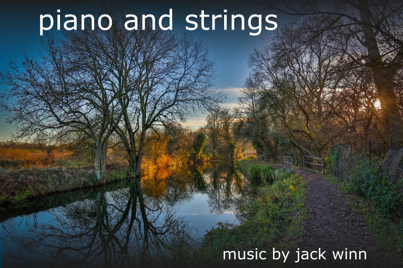 Beautiful Piano and Strings - 1