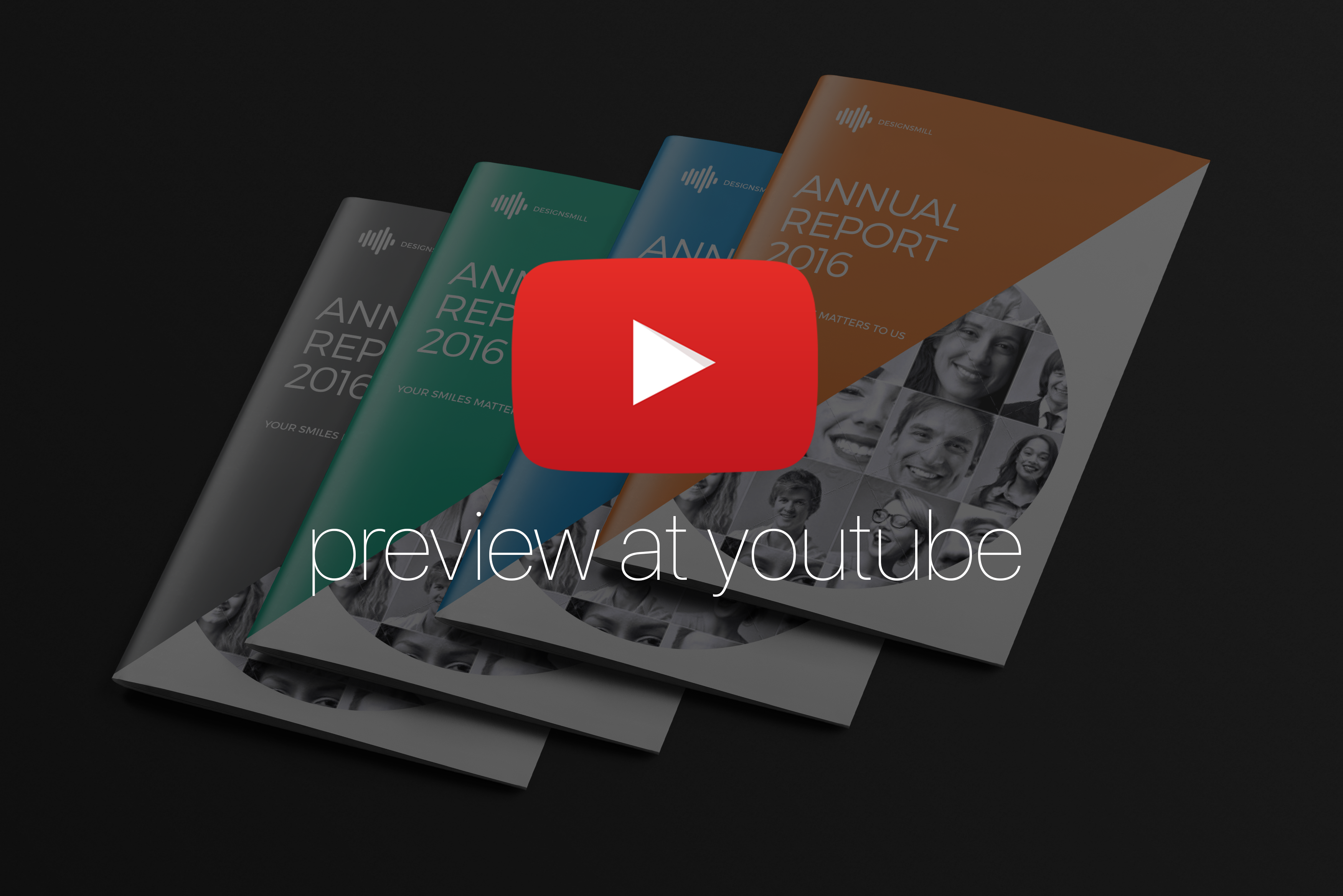 Best Annual Report Template 2015